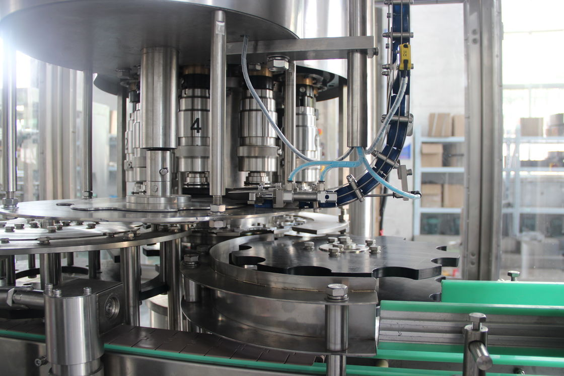 Stainless Steel Automatic Bottle Packing Machine Bottle Cap Machine